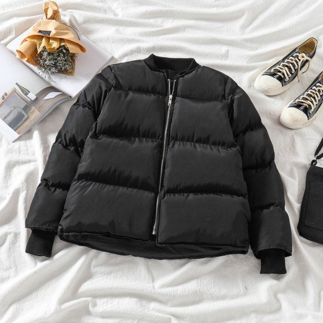 Winter Casual Parka Jacket