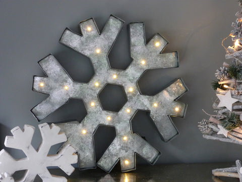 Snowflake Light Decoration