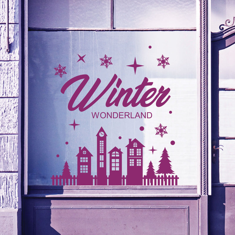 Christmas Winter Wonderland