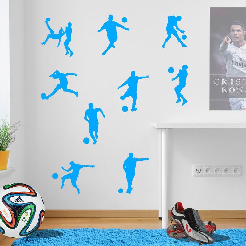 Football Stickers - A13