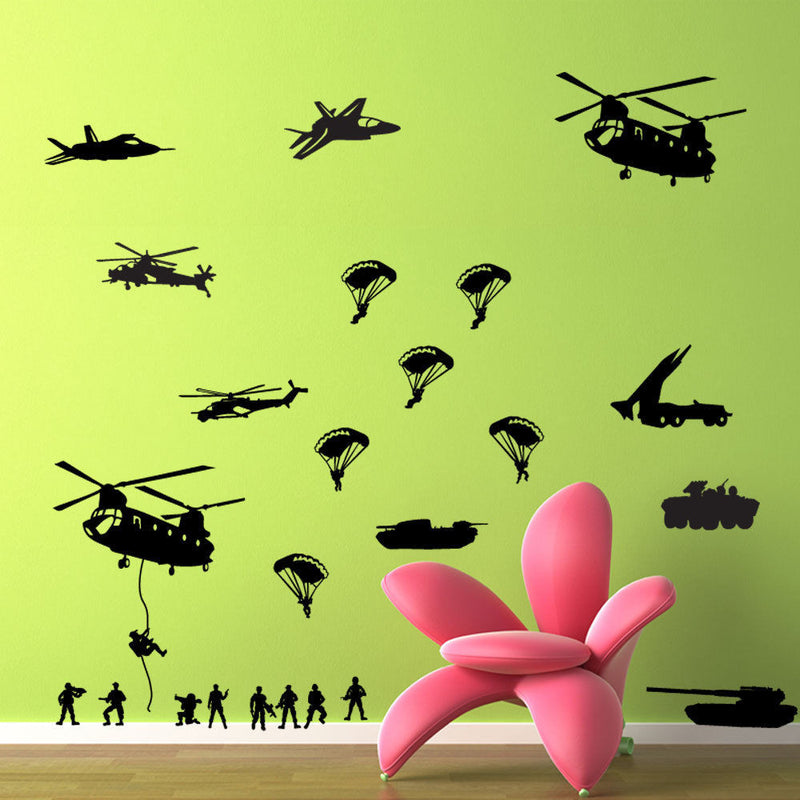 Military Soldiers Army Pack A2