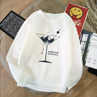 Cocktail Sweatshirt