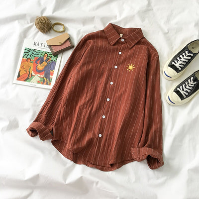 Lush long sleeve Shirt