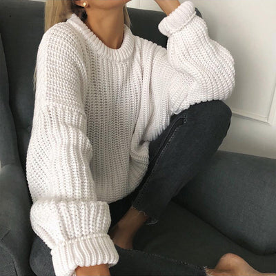 Lush Oversized Sweater