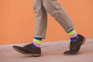 Stripes Socks - Mr. Fibs Socks