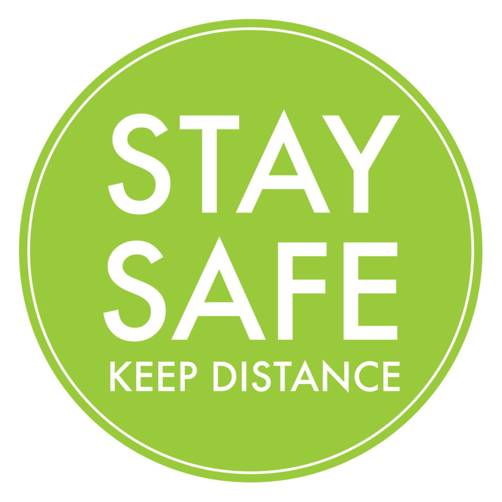 Stay Safe Green