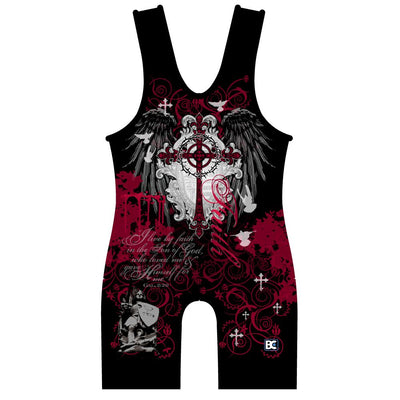 Faith Wrestling Singlet