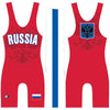 Made 4 U Russia National Wrestling Singlet