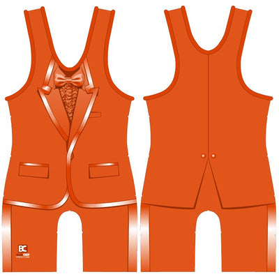 Made 4 U Lloyd Wrestling Singlet