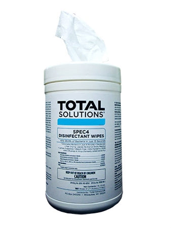 Total Solutions Spec 4 Disinfectant Wipes