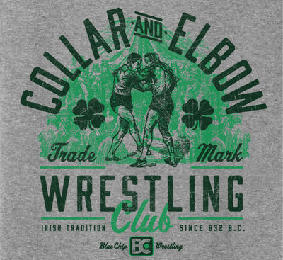 Collar and Elbow Wrestling Club T-Shirt