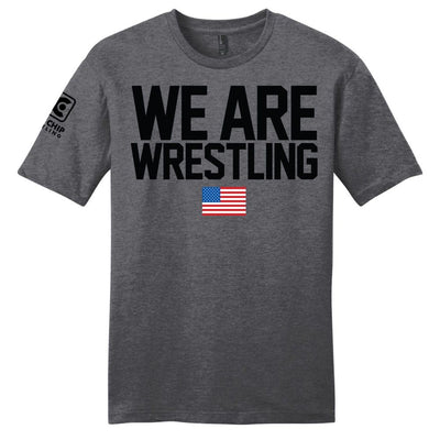 We Are Wrestling T-Shirt