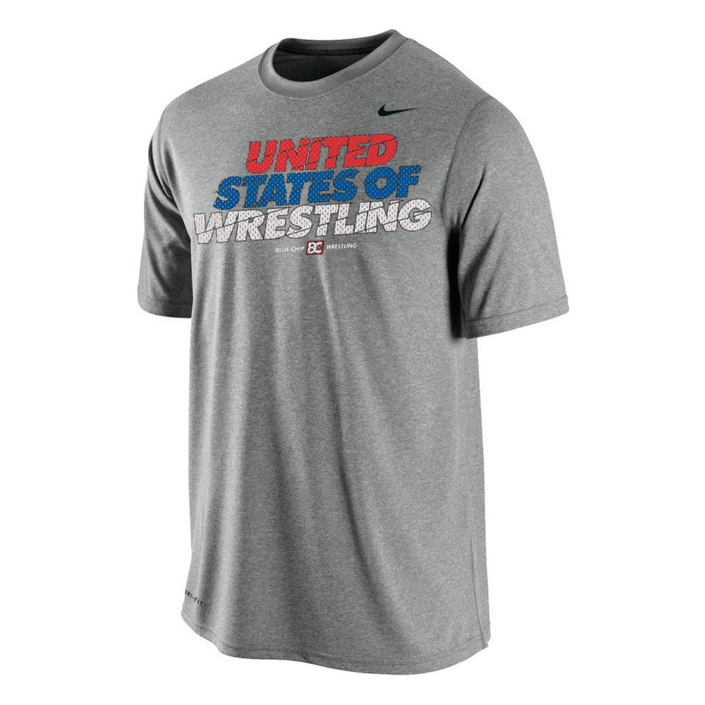 Nike Legend United States Wrestling T-Shirt