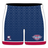 Made in America 3.0 Women's Compression Wrestling Shorts