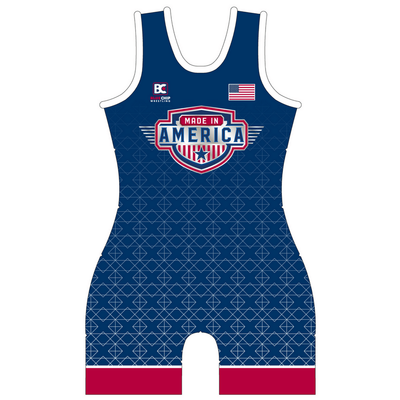 Made in America 3.0 Women's Wrestling Singlet