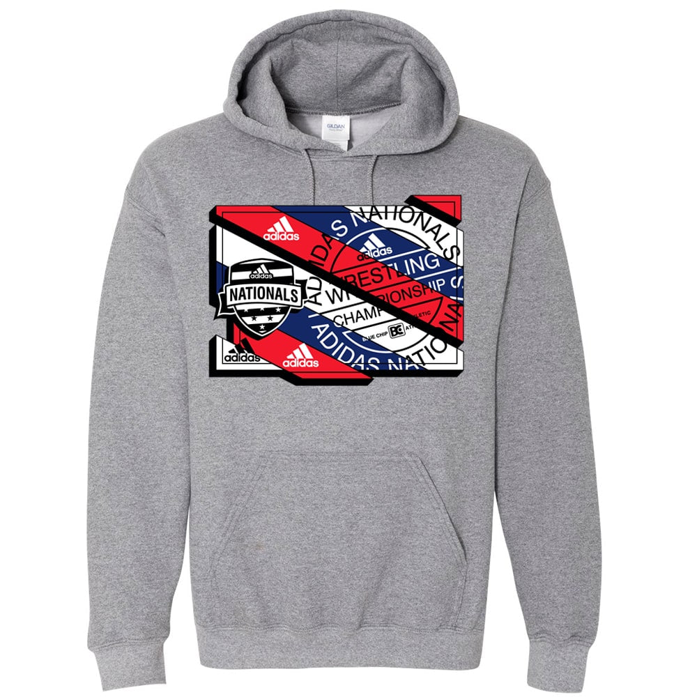 2021 Adidas Nationals Event Hoodie