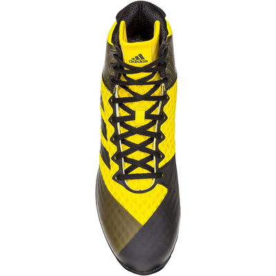 Mat Wizard 4 Wrestling Shoes (Gold / Black)
