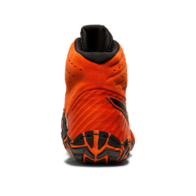 Asics Aggressor 4 Wrestling Shoes (Koi / Black)