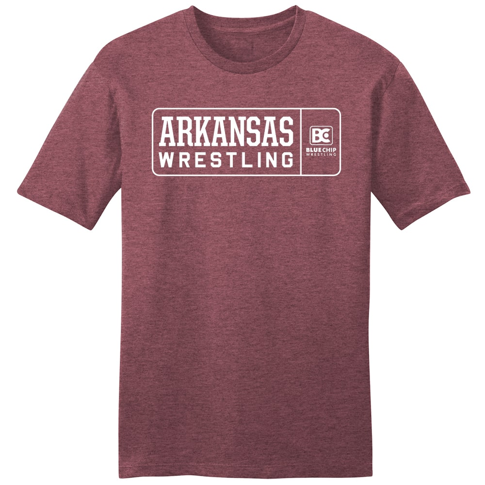 Arkansas Wrestling T-Shirt