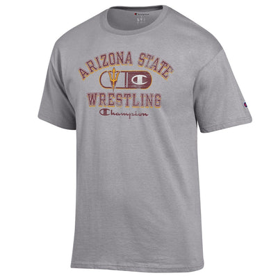 Arizona State Sun Devils Champion Wrestling T-Shirt