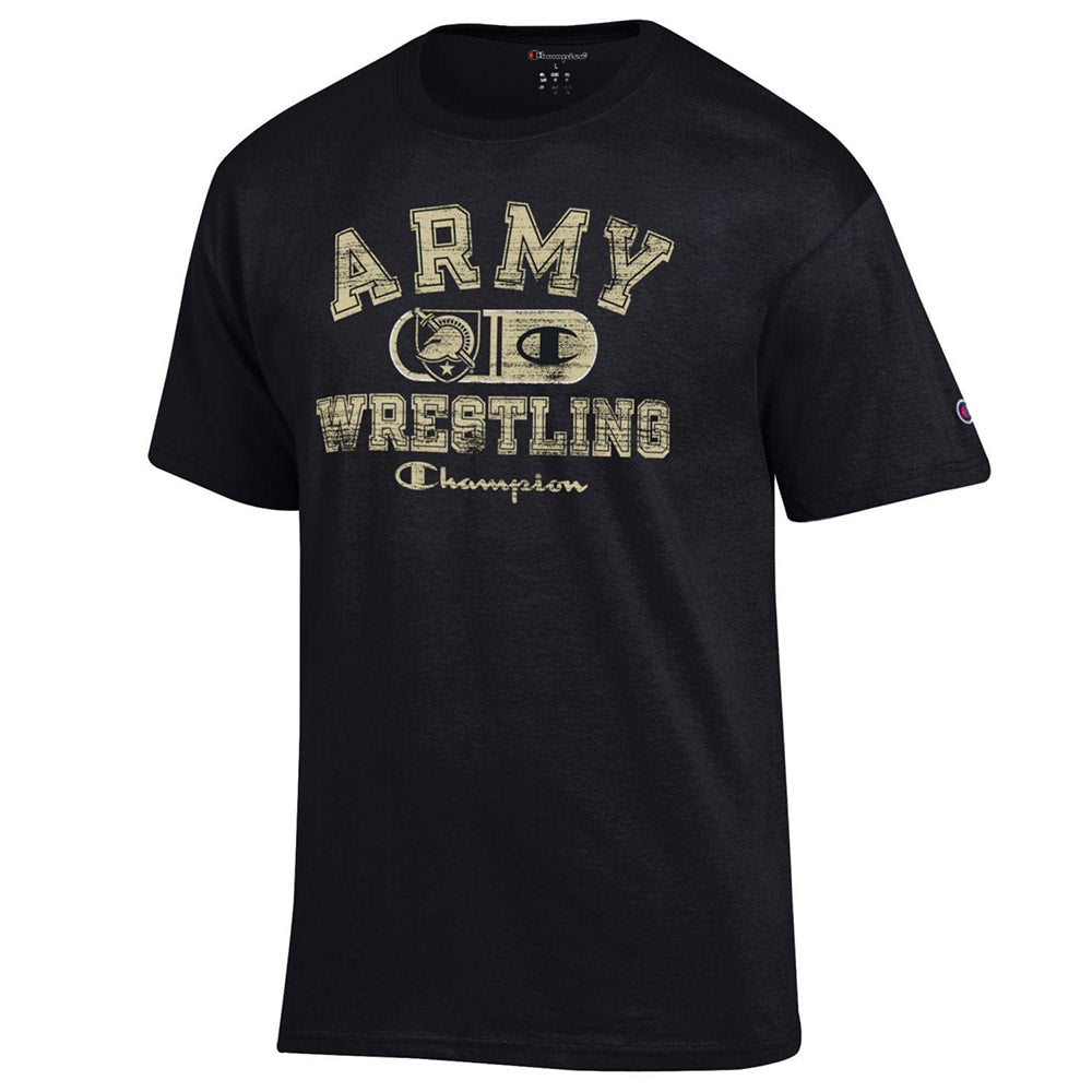 Army Black Knights Champion Wrestling T-Shirt