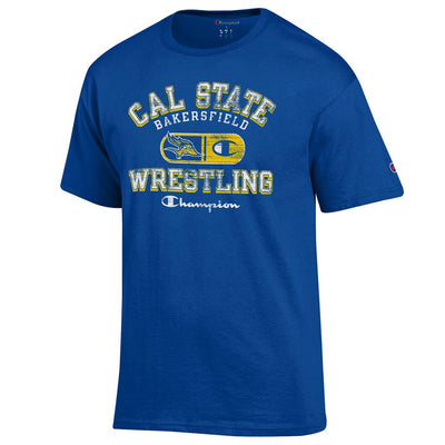 Cal State Bakersfield Roadrunners Champion Wrestling T-Shirt