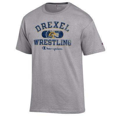 Drexel Dragons Champion Wrestling T-Shirt