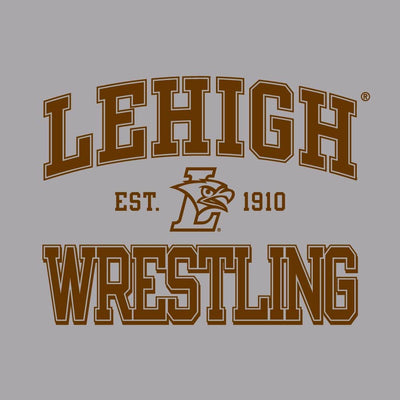 Lehigh Mountain Hawks Champion Wrestling T-Shirt