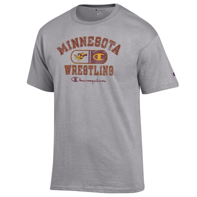 Minnesota Golden Gophers Champion Wrestling T-Shirt