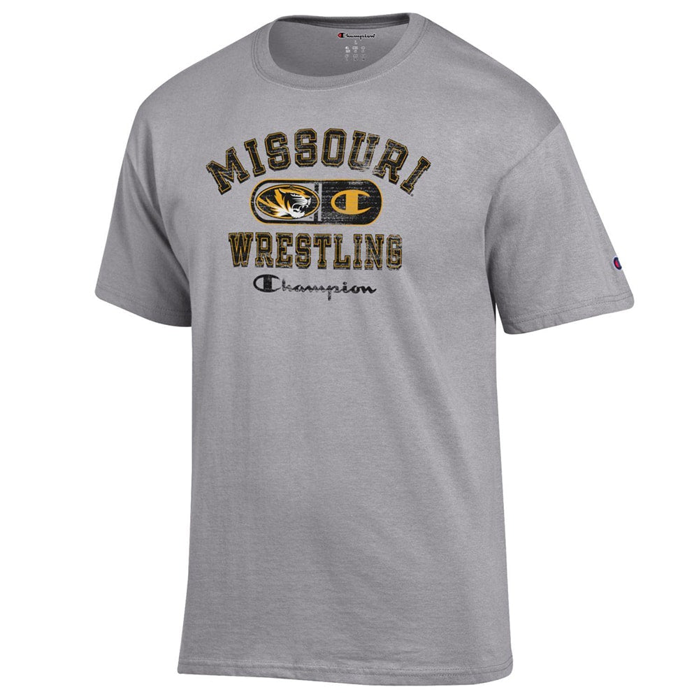 Missouri Tigers Champion Wrestling T-Shirt