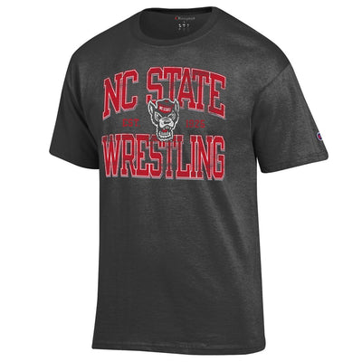 NC State Wolfpack Champion Wrestling T-Shirt