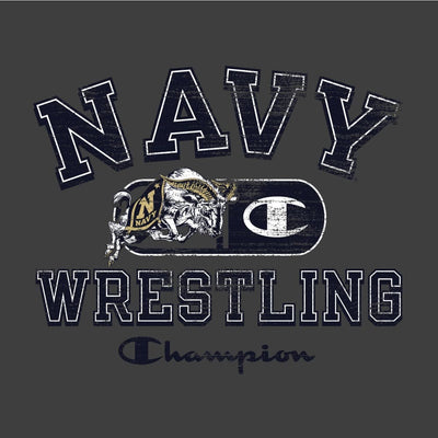 Naval Academy Midshipmen Champion Wrestling T-Shirt