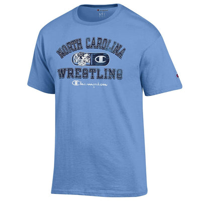 North Carolina Tarheels Champion Wrestling T-Shirt