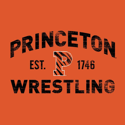 Princeton Tigers Champion Wrestling T-Shirt