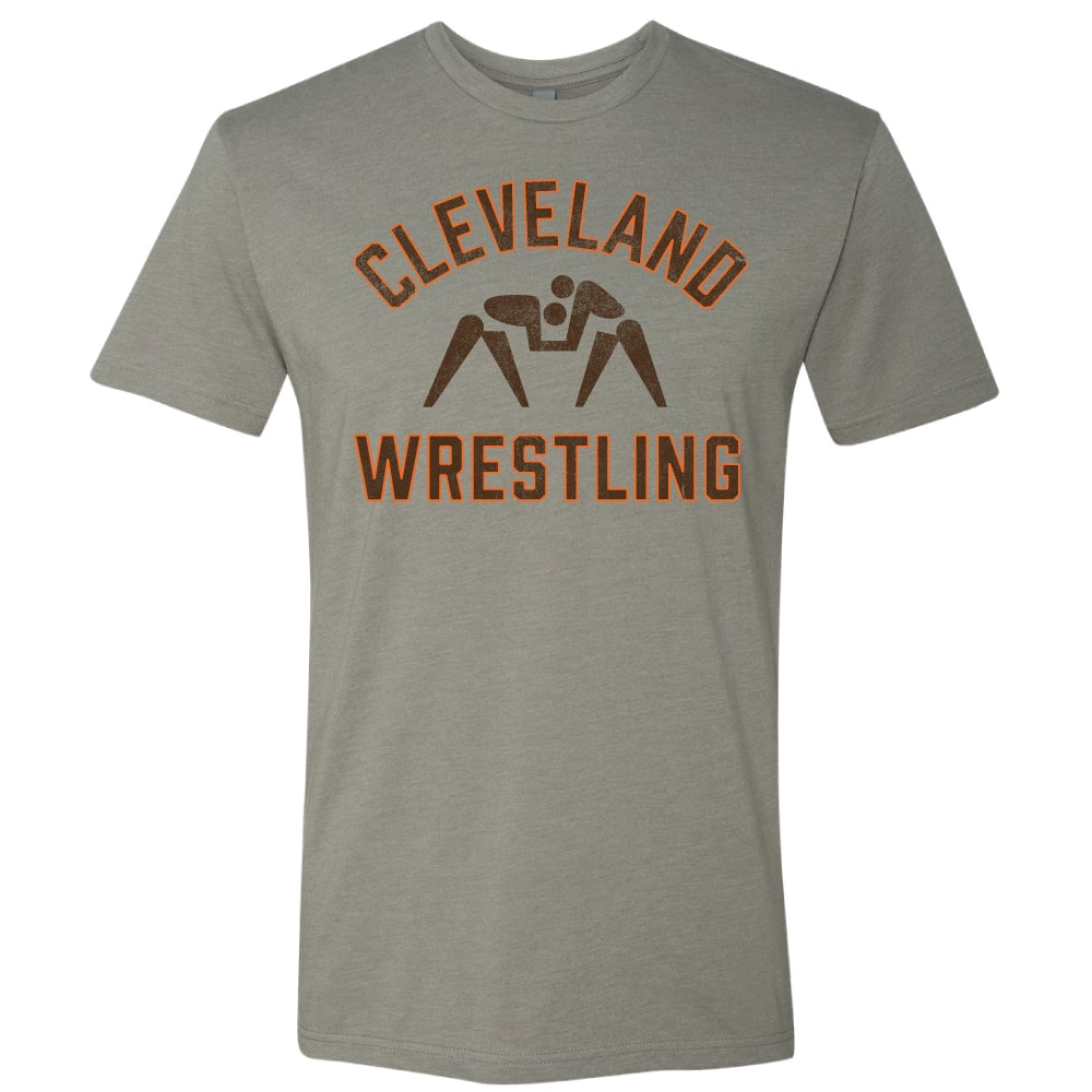 Cleveland Wrestling City Pride T-Shirt