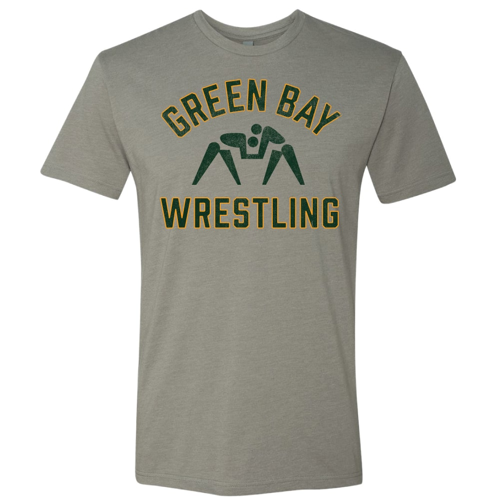 Green Bay Wrestling City Pride T-Shirt