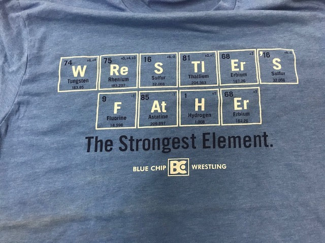 Wrestlers Dad - The Strongest Element