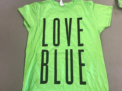Ladies Love Blue Tee