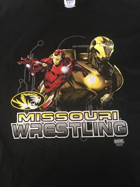 Missouri Marvel Wrestling T-Shirt