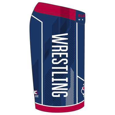 2018 Illinois USA Wrestling Fight Shorts