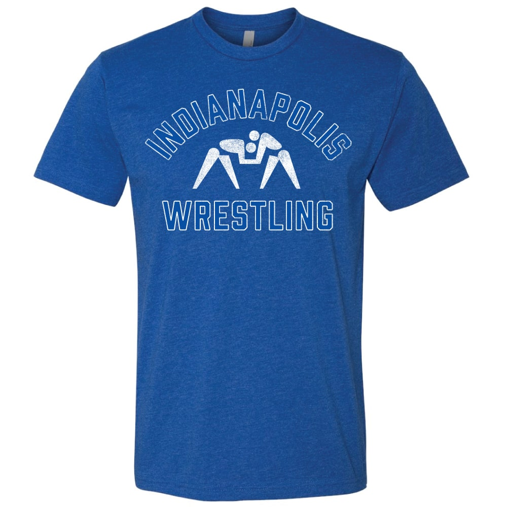 Indianapolis Wrestling City Pride T-Shirt