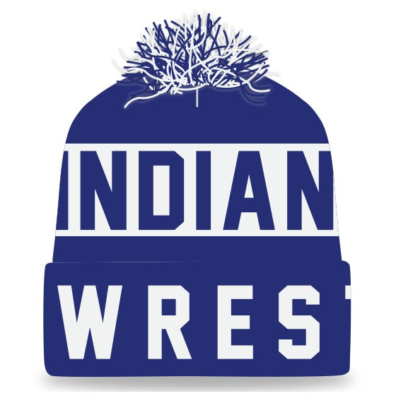 Indianapolis Wrestling Knit In Beanie