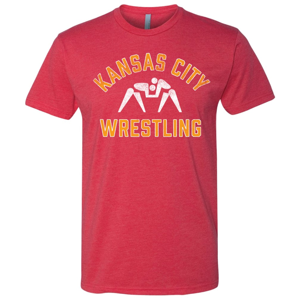 Kansas City Wrestling City Pride T-Shirt