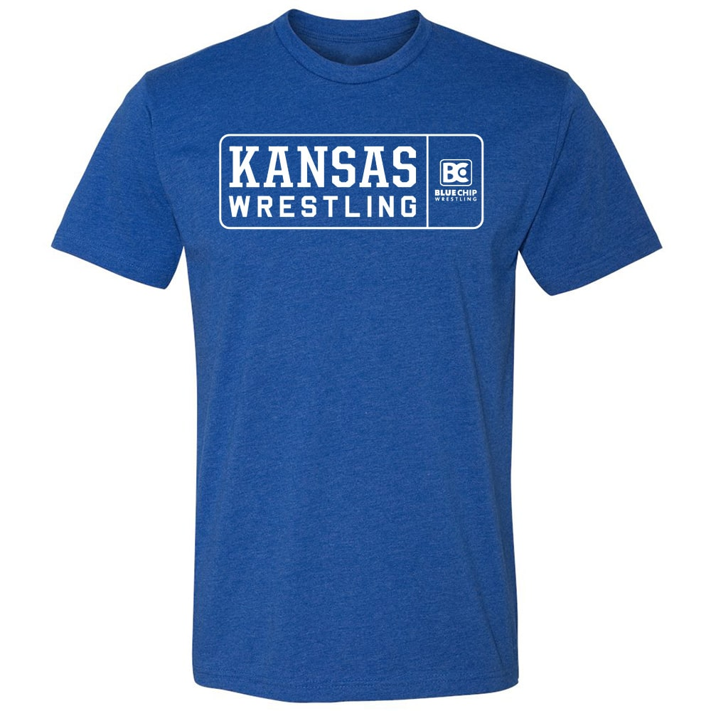 Kansas Wrestling Clinic T-Shirt