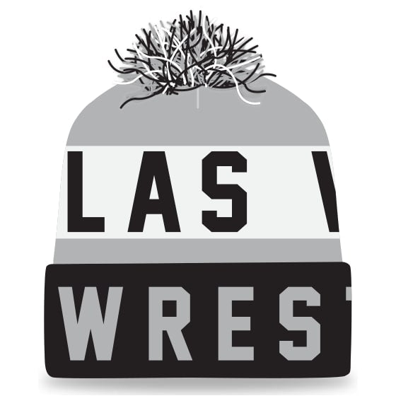 Las Vegas Wrestling Knit In Beanie