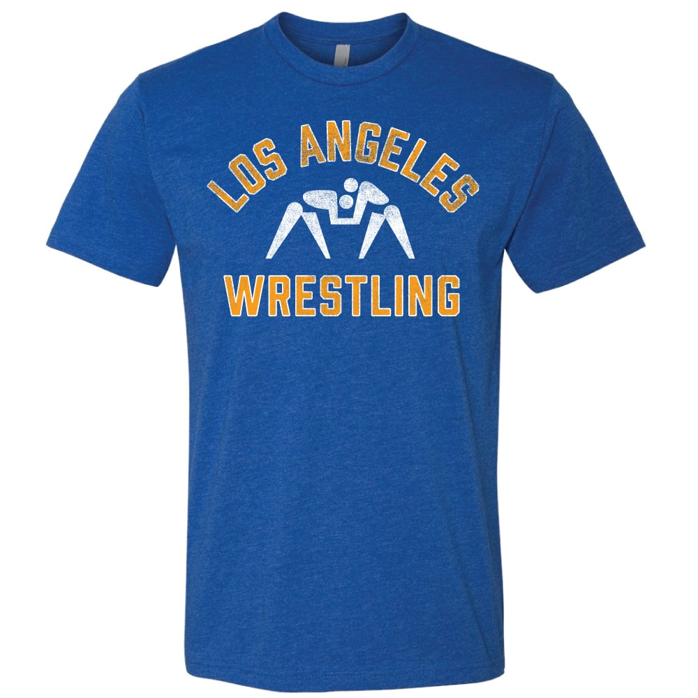Los Angeles Wrestling City Pride T-Shirt