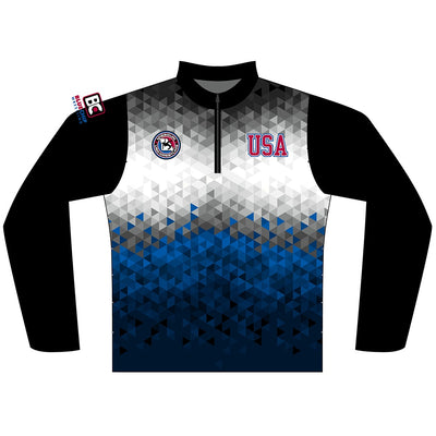 Missouri USA Wrestling Quarter Zip 2018