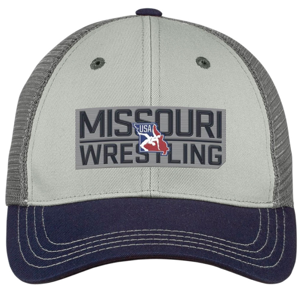2020 Missouri USA Wrestling Trucker Hat