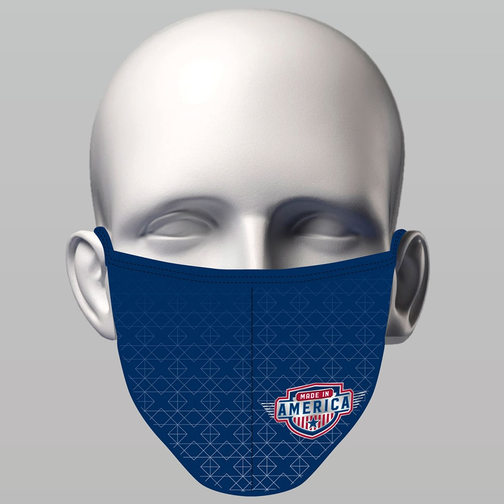 Sewn  Face Mask - Made In America