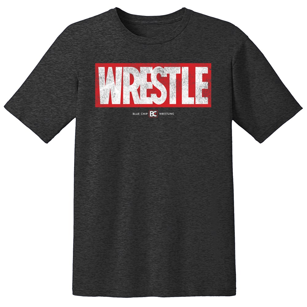 Superhero Wrestle Wrestling T-Shirt